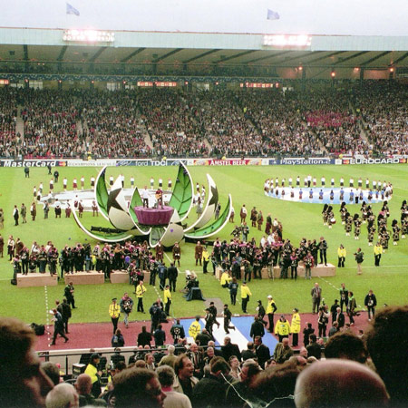 UEFA Champions League Final - Glasgow