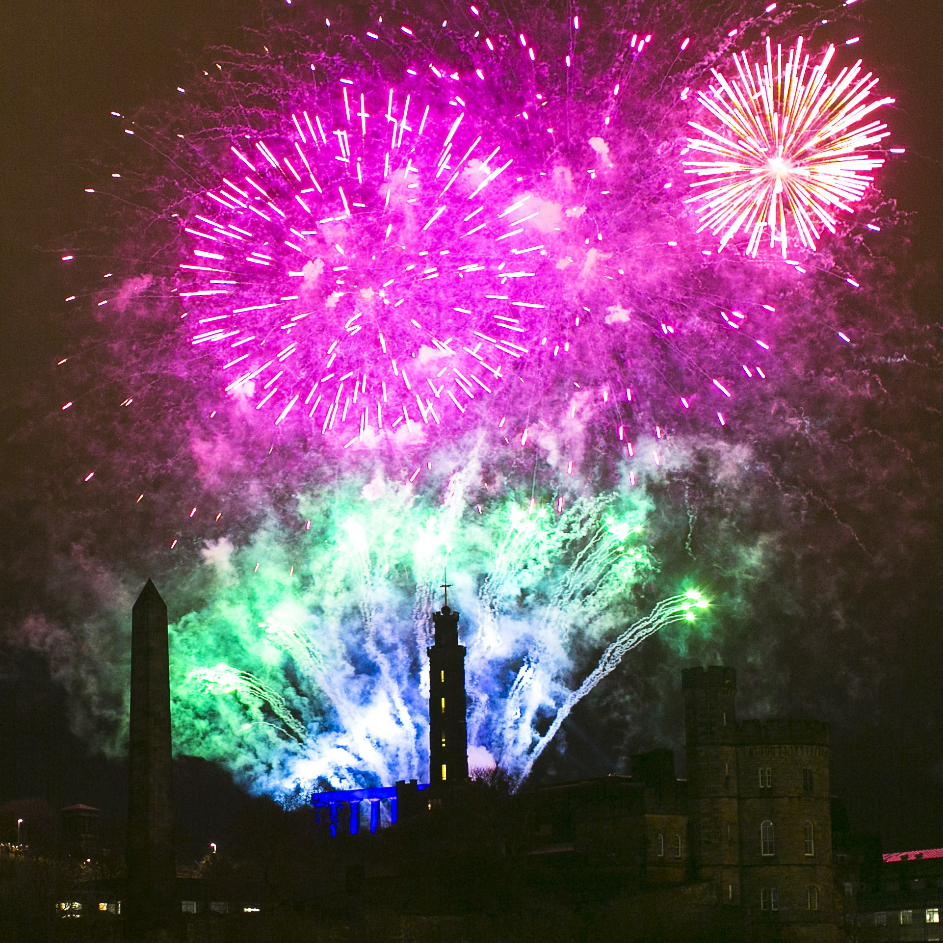 Scotland's Hogmanay, Edinburgh, Inverness, Stirling, Stonehaven & Biggar