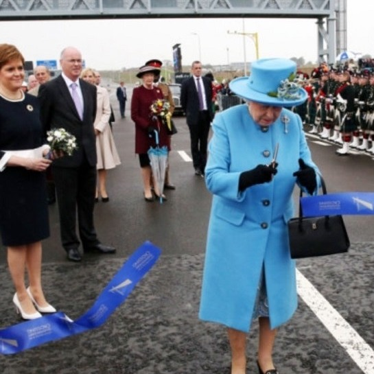 Official Opening of the Queensferry Crossing