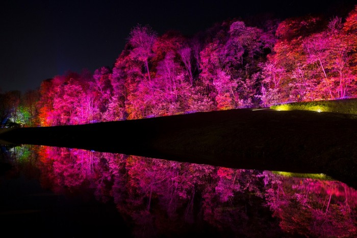 ILLUMINIGHT  Kilmarnock's Dean Castle Country Park